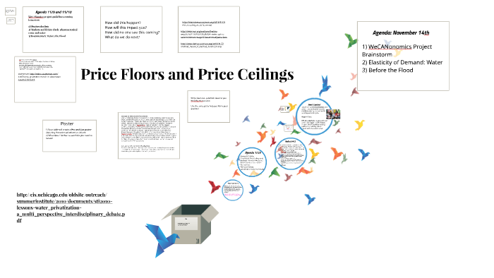 Price Floors And Price Ceilings Minimum Wage And Rent Contr
