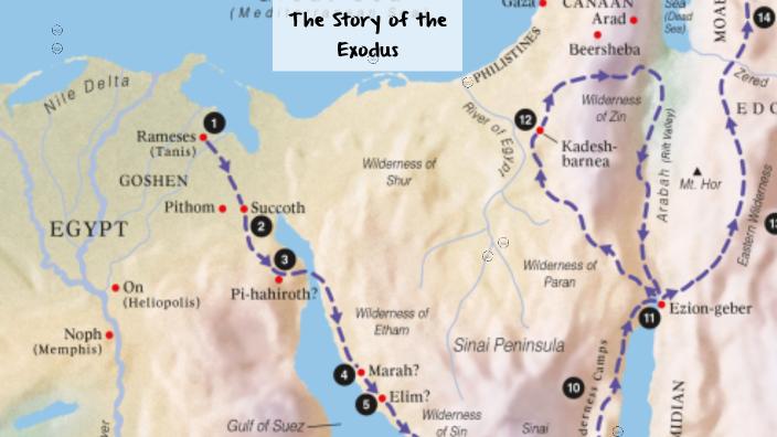 The Exodus By Julia Wheatley On Prezi Next