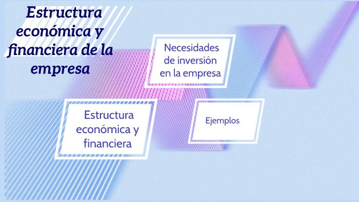 Estructura Económica Y Financiera De La Empresa By Neria