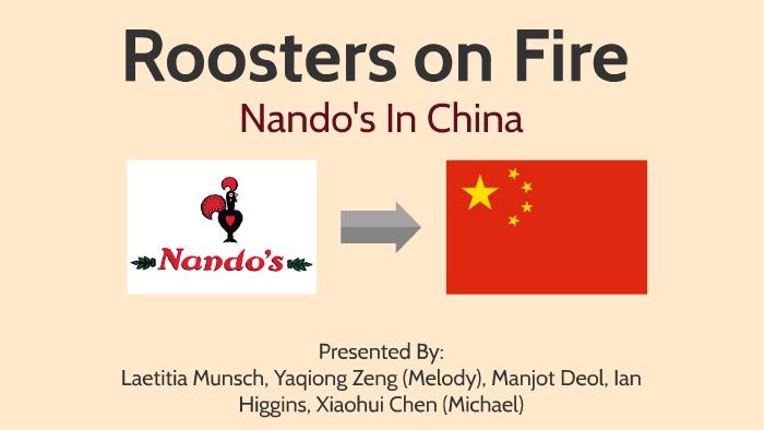 Nandos in China by Manjot Deol on Prezi