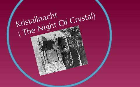 kristallnacht thesis statement