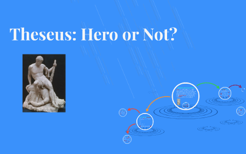 why is theseus a hero