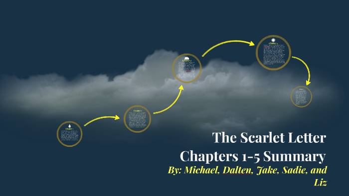 Sparknotes Scarlet Letter Chapter 5.The Scarlet Letter Chapters 1 5 Summary By Michael Fettig On Prezi