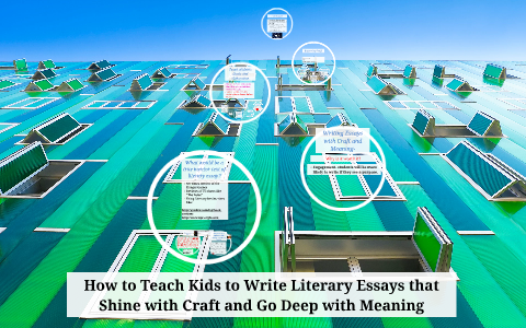 Essay On My School In English How To Teach Kids To Write Literary Essays That Shine With C By Colleen  Flower On Prezi Thesis Statement Example For Essays also Marriage Essay Papers How To Teach Kids To Write Literary Essays That Shine With C By  Science Essay Topic