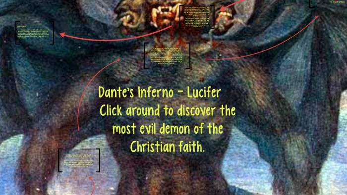 Dante S Inferno Lucifer By Kelsey Buckley On Prezi