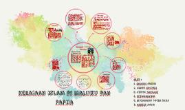 Kerajaan Islam Di Maluku Dan Papua By Namira Aulia