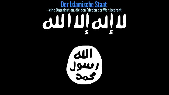 Islamischer Staat Präsentation