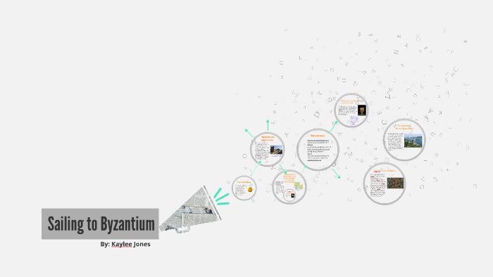 sailing to byzantium analysis line by line