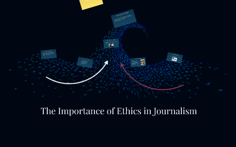 importance of ethics in journalism pdf