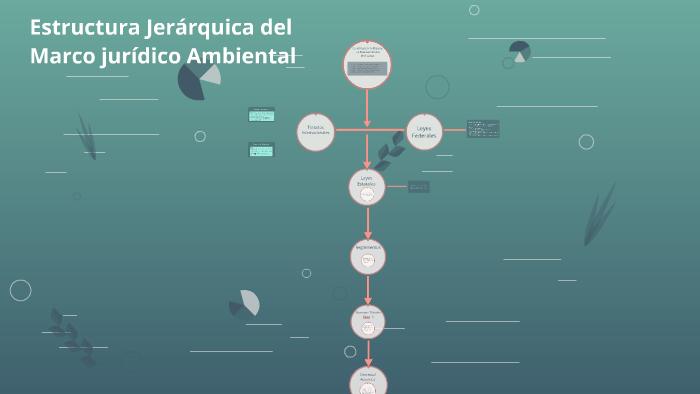 Estructura Jerárquica Del Marco Jurídico Ambiental By Fher