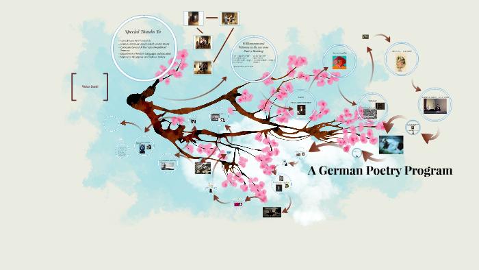A German Poetry Programme By Marisa Emily On Prezi