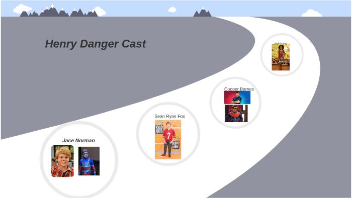 Henry Danger Cast