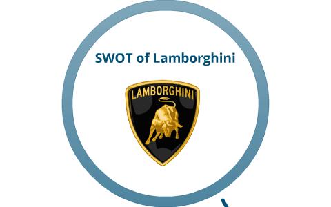 Swot Of Lamborghini By Jason Xu On Prezi