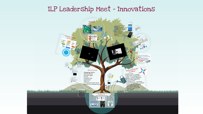 ILP Magic - Innovations by Robin Tommy on Prezi