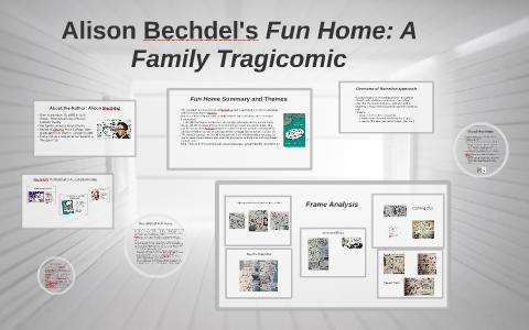 Alison Bechdel's Fun Home by Erica Bratton on Prezi
