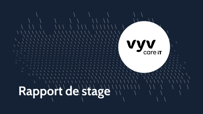 Rapport De Stage By Roxeur On Prezi Next