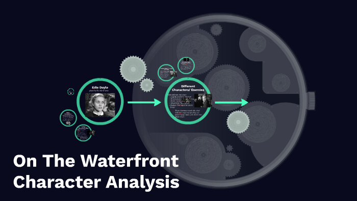 On The Waterfront Character Analysis by Abbey Kiesling on Prezi