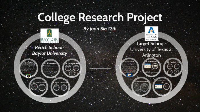 2017 College Research Project UTA & Baylor by joan sia on Prezi