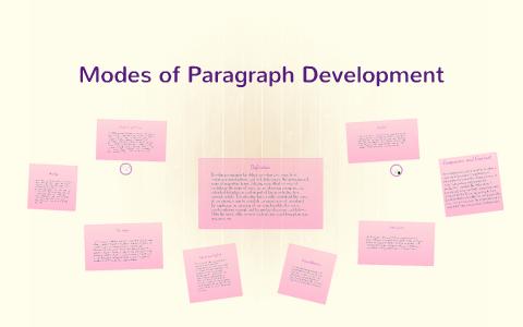 what is a narrative paragraph definition
