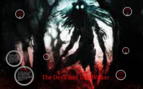 the devil and tom walker mood