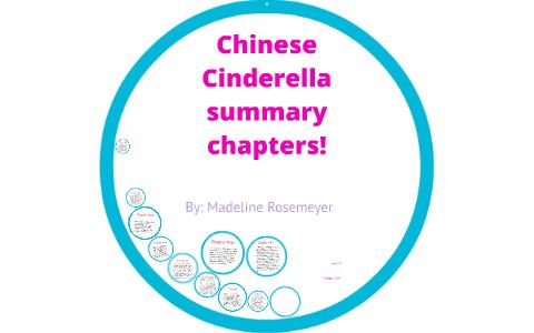 chinese cinderella summary