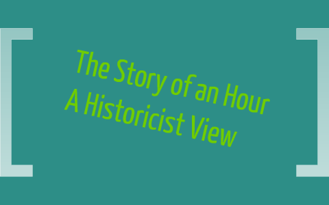 the story of an hour point of view