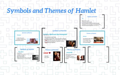hamlet symbols and motifs