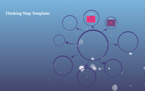 thinking map templates by Kelsie Jaffray on Prezi