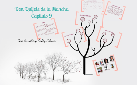 Don Quijote Ch 9 By Jess Sandler