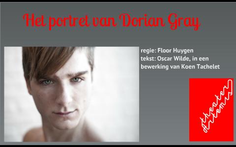 Het Portret Van Dorian Gray By Stefanie Van Daele On Prezi