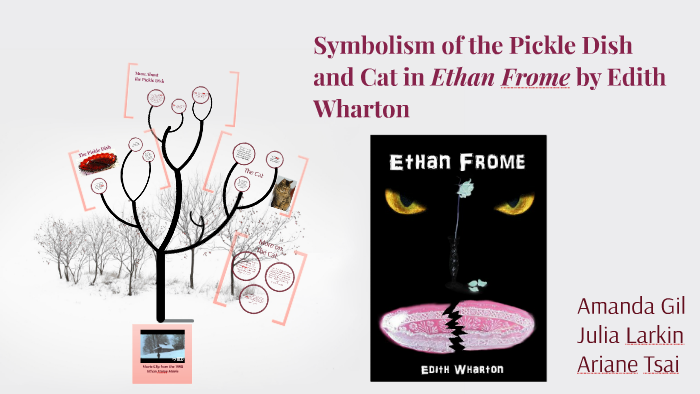 what does the elm tree symbolize in ethan frome