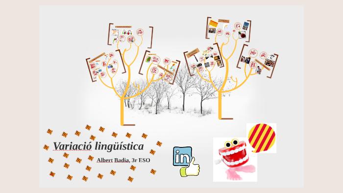 Variació Lingüística By Albert Badia On Prezi