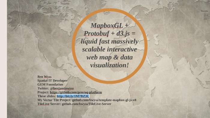 MapboxGL + Protobuf + d3 js = liquid fast massively scalable