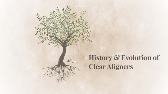 History & Evolution of Clear Aligners by Anand Tuteja on Prezi