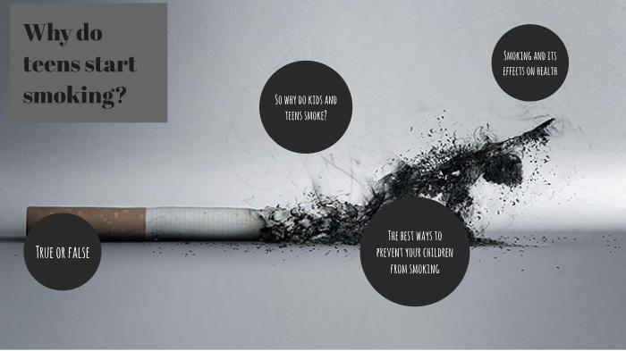 Valuable why do teens smoke not necessary