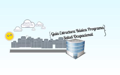 Guía Estructura Básica Del Programa De Salud Ocupacional By