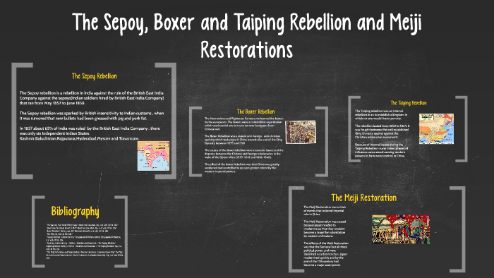 boxer rebellion causes