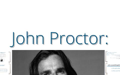 is john proctor a classic tragic hero