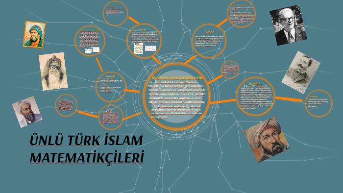 ünlü Türk Islam Matematikçileri By Pınar Beyza öztürk On Prezi