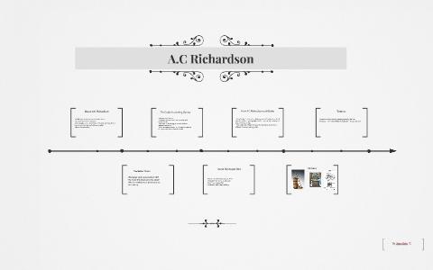 Ac Richardson By Soupa Mon On Prezi