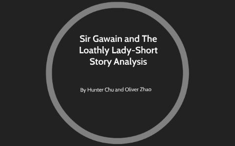 sir gawain and the loathly lady summary