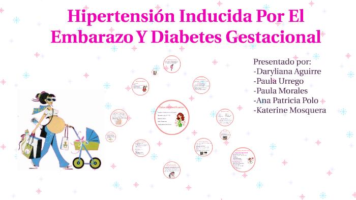 Dieta para la hipertensión inducida por el embarazo