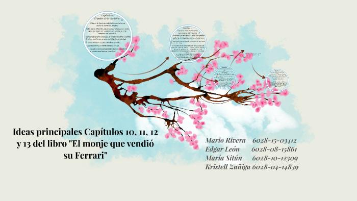 Ideas Principales Capítulos 10 11 12 Y 13 By Mario Rivera
