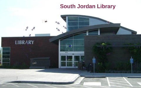 South Jordan Library It S For Teens By Laura Renshaw South jordan library נמצא בsouth jordan. prezi