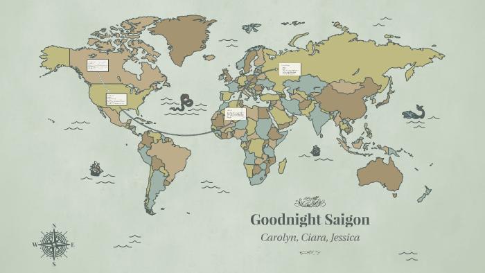 goodnight saigon analysis