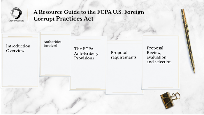 The Foreign Corrupt Practices Act By Maria Cruz On Prezi Next