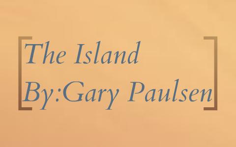 the island gary paulsen