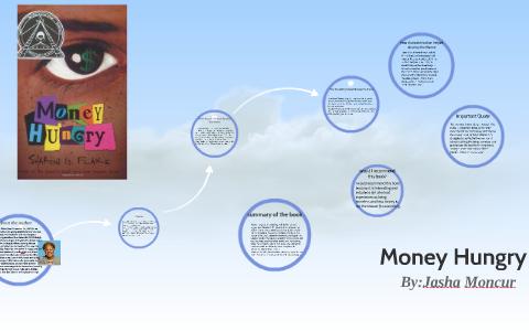 money hungry sharon g flake summary