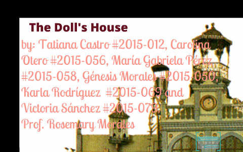 critical analysis of the dolls house by katherine mansfield