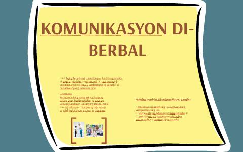 Komunikasyon Di Berbal By Quene Villarico Halimbawa, ano ang ipinahihiwatig ng damit na itim? komunikasyon di berbal by quene villarico